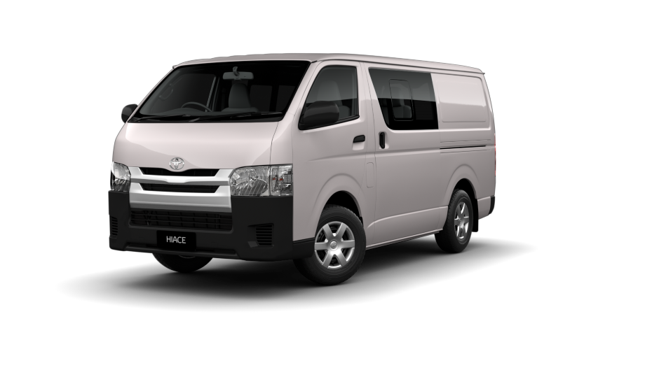 Toyota Hiace - Light Commercial Rental Vehicles